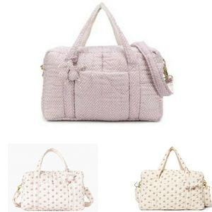 BONPOINT QUILTED TOTE